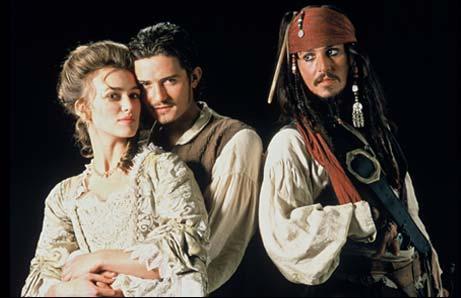 Пираты карибского моря продолжение