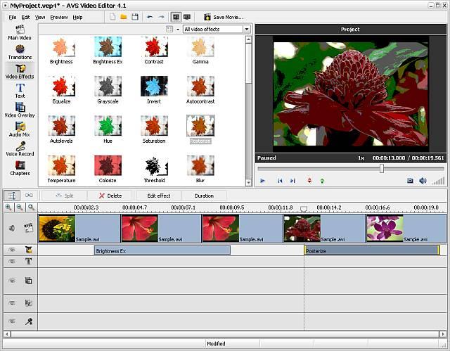 Программу Для Спецэффектов В Видео