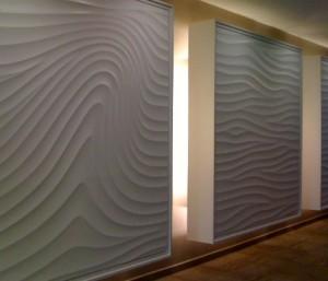 Как сделать декоративную штукатурку стен 55