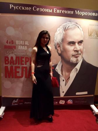 В ГОСТЯХ У СКАЗКИ: победители конкурса от компании M PREMIERE побывали в Дубае и зажгли с Бабой Ягой на концерте Меладзе